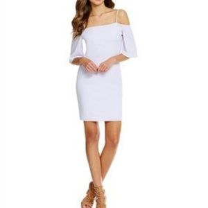 Gianni bini lavender dress